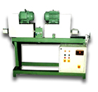 SEMI AUTOMATIC MATIC POLISHING & BEND NOSE MACHINE (A/4)